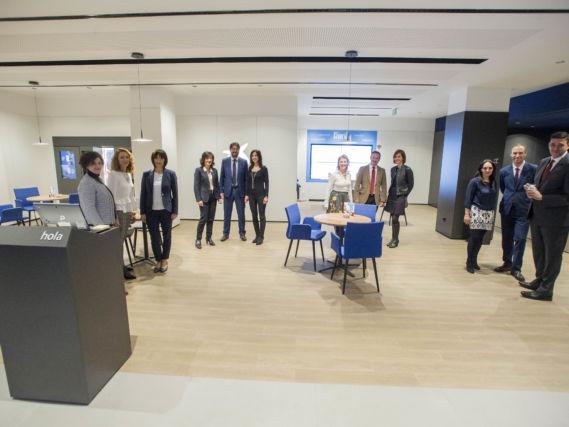 Caixabank Abre Una Oficina En Ciudad Real De Su Nuevo Modelo