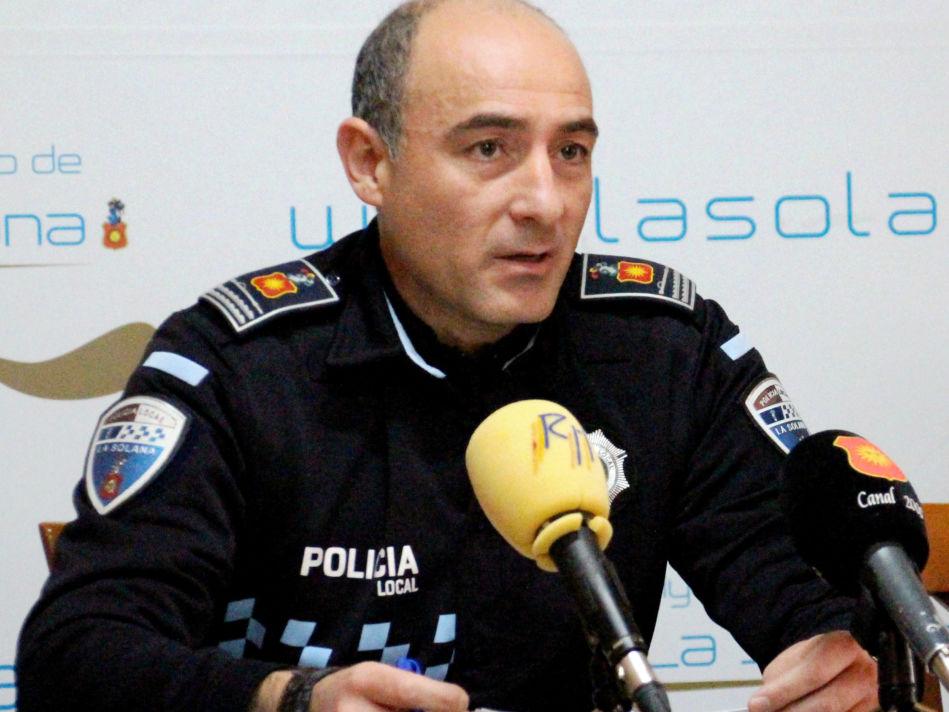 La falta de agentes marcó la actividad de la Policía Local de La ...